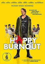 Happy Burnout DVD NEU OVP