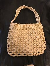 vintage handbags Prentice Made In Italy Of White