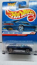Hot Wheels MX 48 Turbo-2000 First Editions