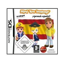 Nintendo DS Region Mind Your Language - aprende Español