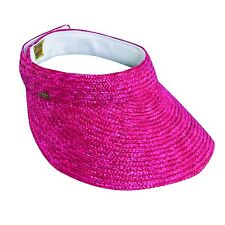 Visor Straw Hats for Women