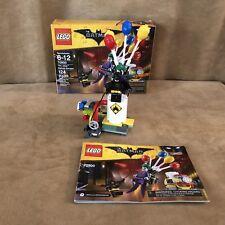 70900 LEGO The Batman Movie Complete Joker Balloon Escape minifigures box
