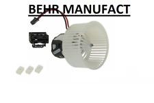HVAC Blower Motor Front FOR BMW
