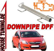 Tubo Rimozione FAP DPF Downpipe Opel Corsa D 1.3 Mjet CDTi 75 95 cv Euro5 T5A