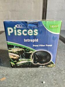 PISCES INTREPID POND FILTER PUMP 18000
