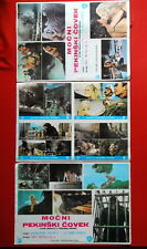 MIGHTY PEKING MAN X3 SEXY EVELYNE KRAFT 1977 SCI-FI HORROR EXYU MOVIE INSERT