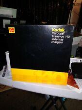 Kodak Carousel Transvue Slide Tray 140 Projector | used