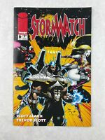 StormWatch Issue 6 December 1993 Image Comics