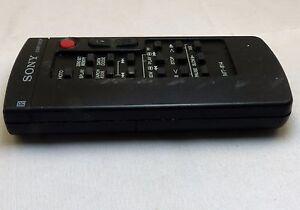 Original OEM Sony Fernbedienung Modell RMT-814