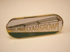 Helping Texas Grow Vintage Tie Bar Clip power company energy electric