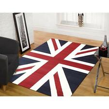 RUG UNION JACK British Flag Britain Floor Mat Carpet - Free Delivery*