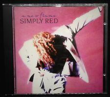 Simply Red ‎CD – A New Flame CD Album,If You Don't Know Me By Now,Fast Free P&P