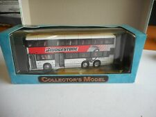 Collectors Model C'SM Dennis Dragon Double Deck DA104B Bridges 1:76+Ltd Ed+box