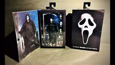 Lot Of 2 ? NECA ULTIMATE GHOST FACE SCREAM NEW Unopened in box! ?