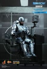 Hot Toys Robocop With Mechanical Chair MMS203D05 1/6 Action Figure