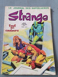 BD Comics Strange T44 Stan Lee