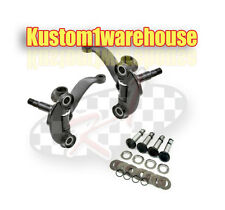 NEW Forged heavy duty spindles front king & link pins pr.VW Volkswagen Bug