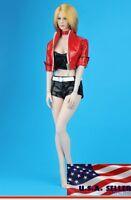 straps Clothes for 1:6 custom KUMIK Action Figure Female Phicen verycool BRC53