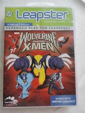 LeapFrog Leapster Wolverine and the X-Men Game