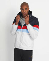 Lyle and Scott Mens Contrast Panel Yoke Jacket