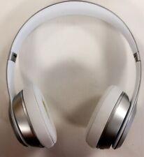 BEATS By Dr Dre Casque Supra Auriculaire Solo 3 Blanc Sans Fil Bluetooth /EBGI
