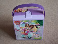 LEGO - FRIENDS ( LUNCH BOX - PINK ) BRAND NEW