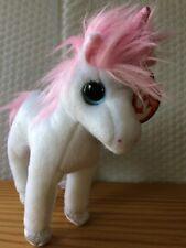 fdc4da23bb9 Ty Beanie Baby Mystic Unicorn MWMT Pink Mane 2012 Retired HTF