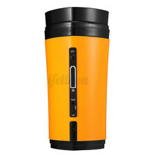 3 Color USB Rechargeable Coffee Cup Auto Mixing Mug Heating Self Stirring Warmer