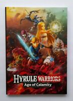 HYRULE WARRIORS AGE OF CALAMITY NOTEBOOK UK PRE-ORDER BONUS NINTENDO SWITCH NEW!