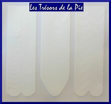 TIP GUIDES MANUCURE ONGLES (x39) - Nail art & french manucure - Blanc