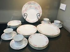 "Noritake Dinner Set For 4 ""Marion"""