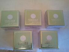 Bulk Lot Of 5 X Versace Versence Miniature 5ml EDT Splash BNIB Women's Perfume