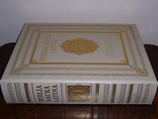 Easton Press Deluxe Limited Ed THE GUTENBERG BIBLE facsimile of historic 1455 Ed