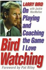 Bird Watching: On Playing and Coaching the Game I