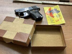 Vintage Perfecta Italian  Starter Pistol in Original Box