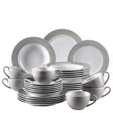 Domestic by Mäser 929981 Serie Kitchen Time – Vajilla de 30 piezas para 6 persas