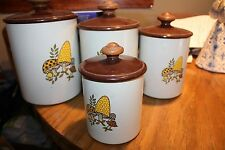 Retro Kitchen Cannisters