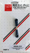 """Universal Throttle Linkage Rod - 3"""" w/plastic end for 8mm ball stud fits Weber"""