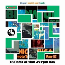 THREE BLIND MICE - IMP-6022-45 - BEST OF TBM - 6LP - MISTY - MIDNIGHT SUGAR