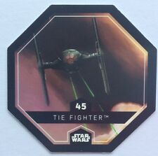 STAR WARS Jeton 45 TIE FIGHTER Cosmic Shells E.Leclerc Collector Image