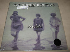 The HOWLIN' BROTHERS Trouble ORIGINAL SEALED LP Gatefold 2014 RR011 +Mp3Download