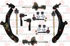 2000-2001 Sentra Suspension & Steering Shocks Tie Rods Control Arms Sway Bars