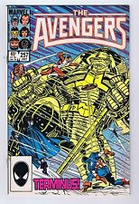Avengers #257 VF 1st Appearance Nebula of Guardians of the Galaxy 1985 Marvel