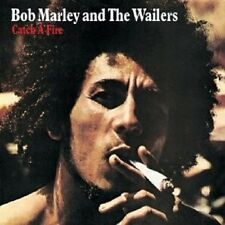 """Bob Marley & The Wailers """"Catch a fire"""" CD NUOVO"""
