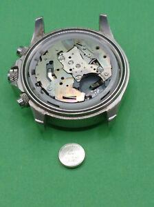 Batteriewechsel Armbanduhr mit Wasserdichtigkeitsprüfung