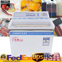 Industrial Vacuum Packing Sealing Machine Sealer Packaging Chamber 200 Watt