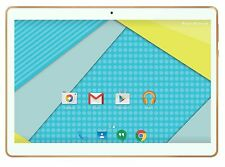 "10"" Phablet Tablet Smart Phone 4G GSM Unlocked USA Quadcore Android 5.1 White"