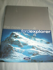 Ford Explorer 4x4 brochure Sep 1999