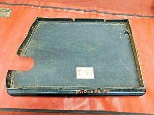 MG Midget, Sprite,  Lower Passenger Side Parcel Shelf, Original, !!