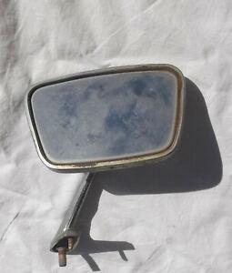 Old Original Chrysler Valiant Right Hand Mirror VH VJ VK CL Charger Ranger